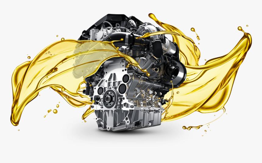 Car Engine Png Transparent - Engine Oil Background, Png Download, Free Download