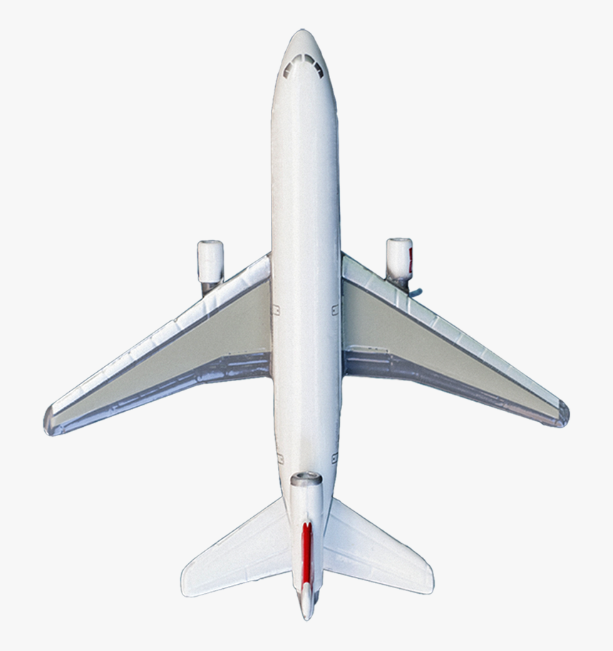 Airplane Top Down Airplane Png Top Down Transparent Png Kindpng