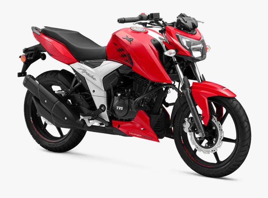 Hero Xtreme 200 Vs Apache Rtr 160 4v, Tvs Apache Rtr160 - Apache Rtr 160 4v, HD Png Download, Free Download