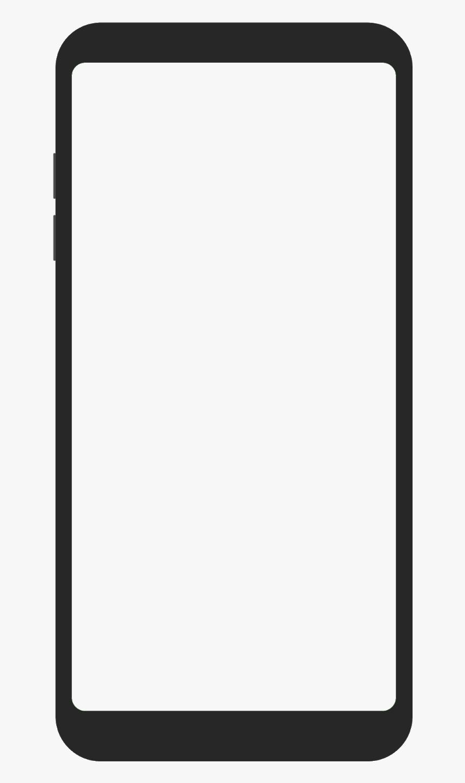 Mobile Frame Png Full Hd Mobiles Kartik Creation - Google Pixel 3 Vector, Transparent Png, Free Download