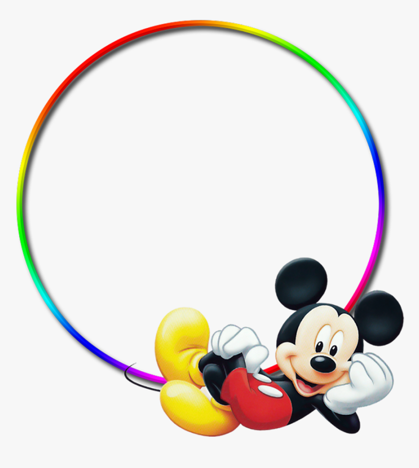 Mickey Frame Png - Mickey Mouse Png, Transparent Png, Free Download