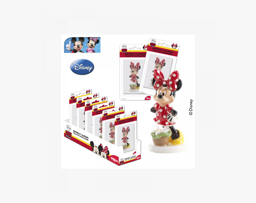 Velas De Cumpleaños De Mickey Mouse, HD Png Download, Free Download