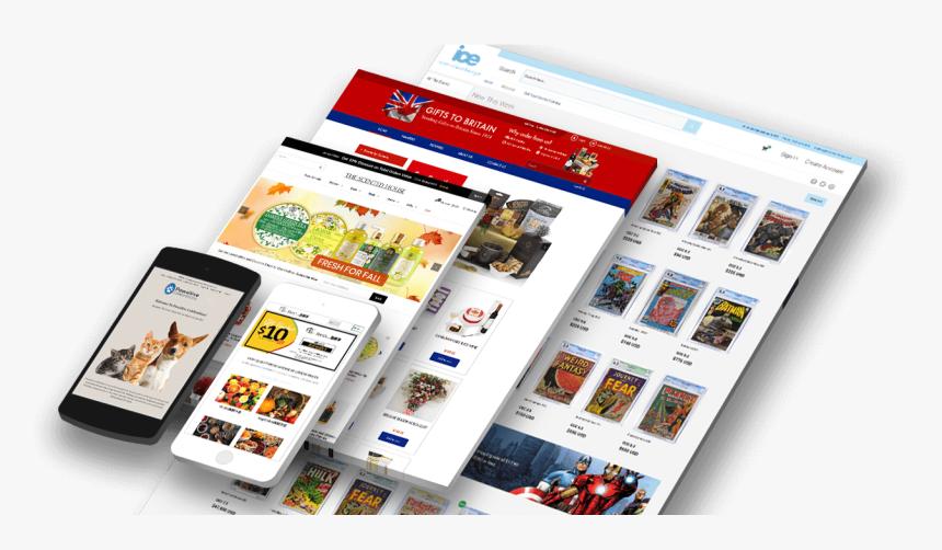 Ecommerce Development - Ecommerce Developer, HD Png Download, Free Download