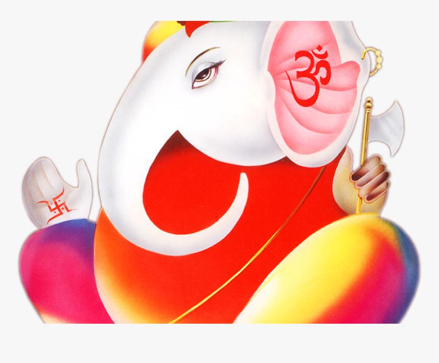 Ganesh Face Png Download - Lord Ganesha Png Hd, Transparent Png, Free Download