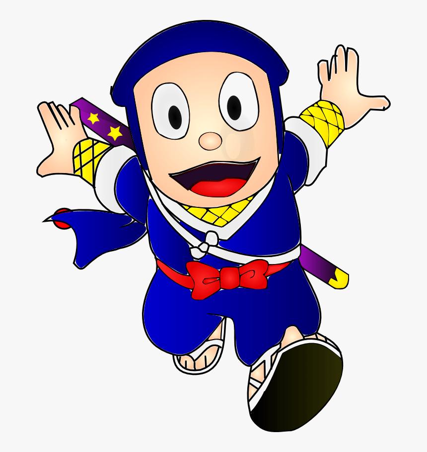 Ninja Hattori And Doraemon, HD Png Download, Free Download