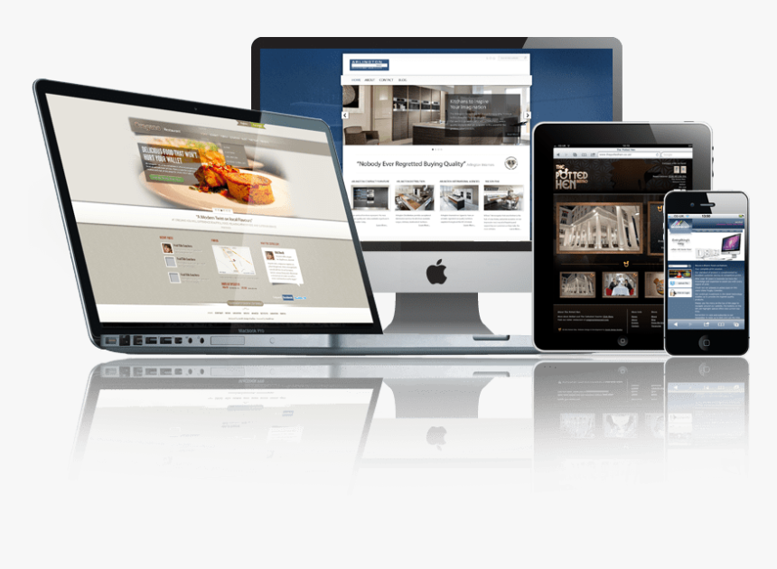 Mobile Friendly Webiste Design - Design Website Seo Company, HD Png Download, Free Download