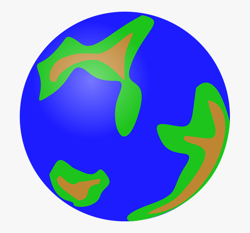 Transparent Earth Vector Png - Earth Clip Art, Png Download, Free Download
