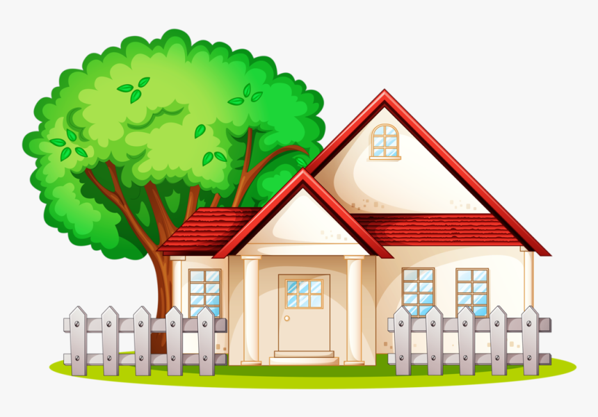 Fotki House Clipart Clipart Images Household Items House Clipart Hd Png Download Kindpng