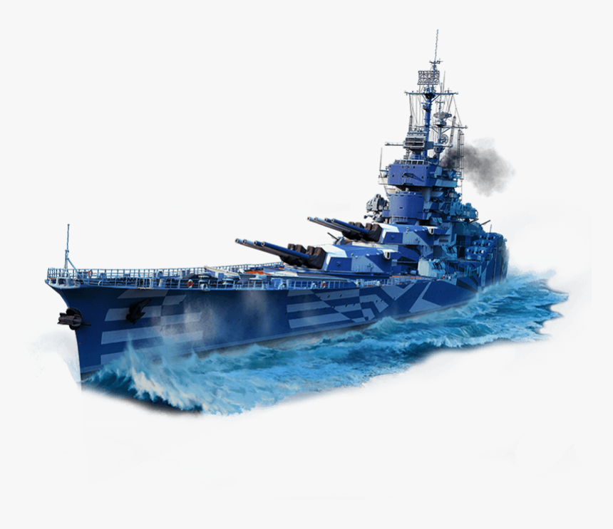 World Of Warships Jean Bart, HD Png Download, Free Download