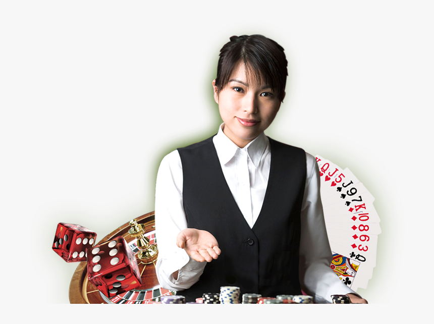 The North Cagayan Gamimg & Amusement Corporation Is - Casino Girl Png, Transparent Png, Free Download