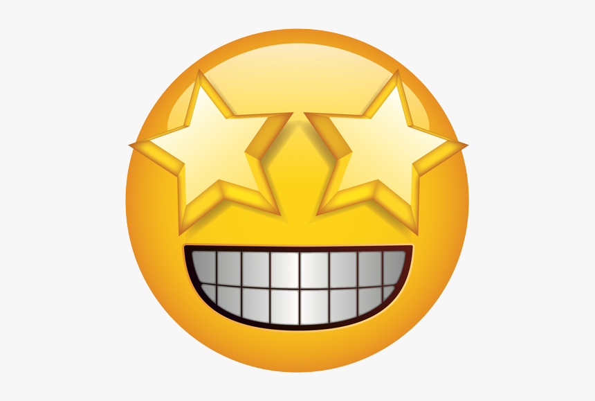 Emoji Beaming Face With Smiling Eyes The Official Brand, HD Png Download, Free Download