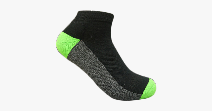 Mens Green Ankle Sock - Sock, HD Png Download, Free Download