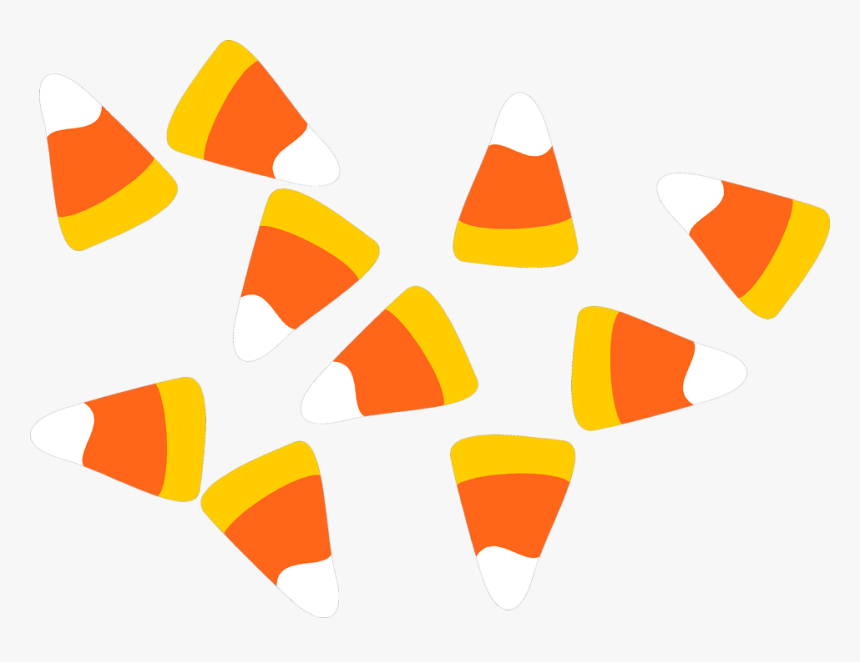 Candy Corn Maize Clip Art - Candy Corn Transparent Background, HD Png Download, Free Download
