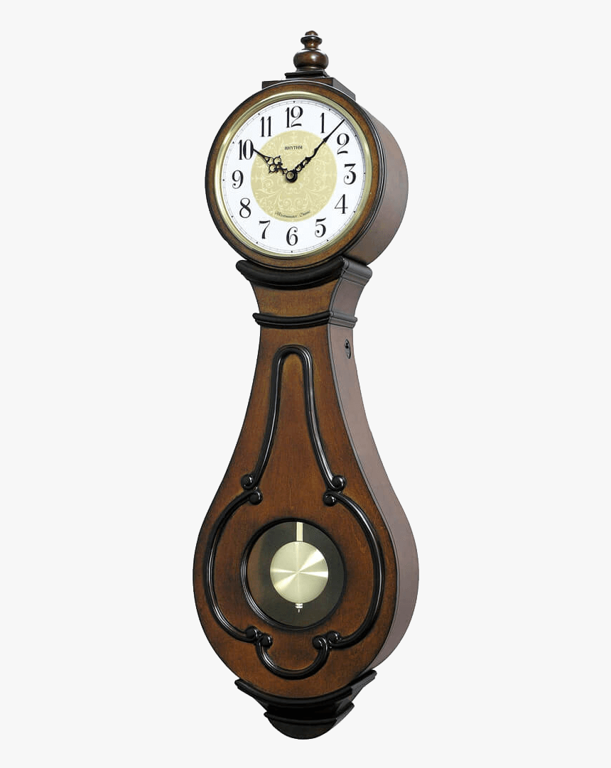 Banjo Clock Png Hd - Clock, Transparent Png, Free Download