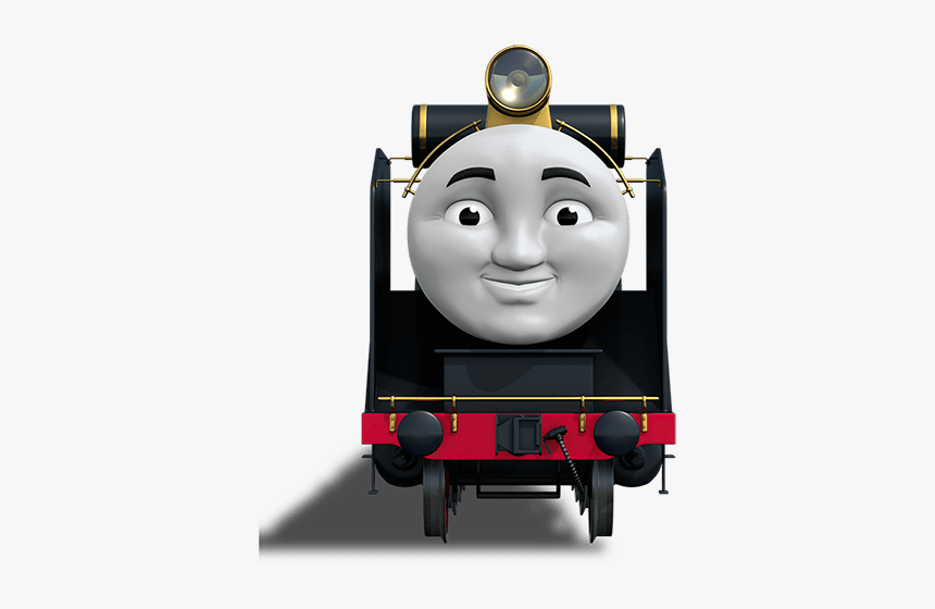 Thomas The Tank Engine Clipart Promo Art - Thomas And Friends Hiro Front, HD Png Download, Free Download