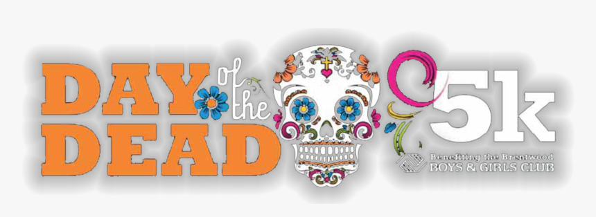 Day Of The Dead 5k - Illustration, HD Png Download, Free Download