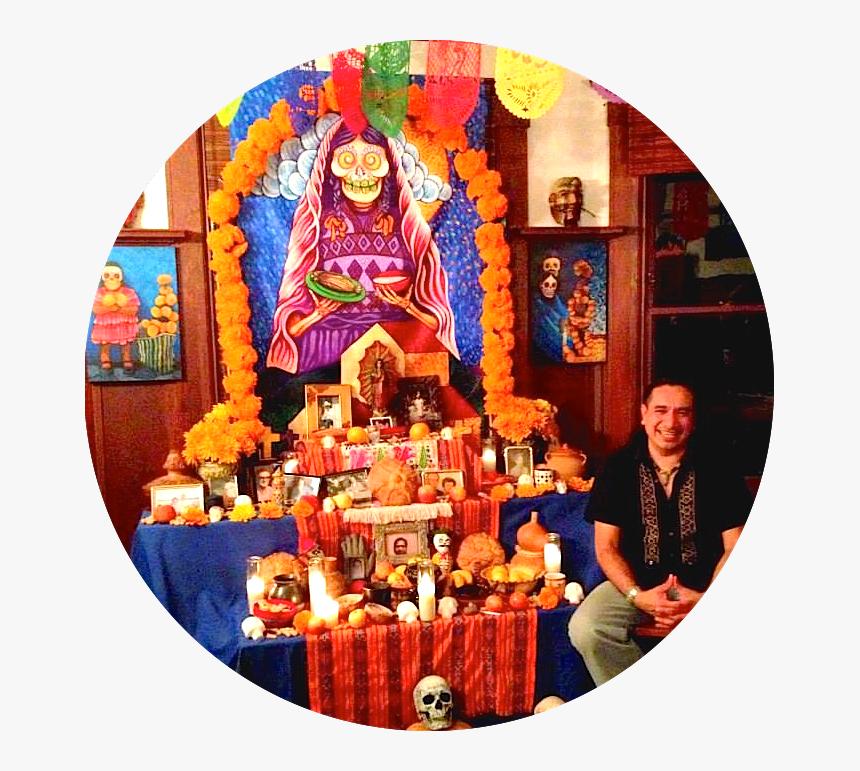 Dia De Los Muertos - Dia De Los Muertos Altar, HD Png Download, Free Download