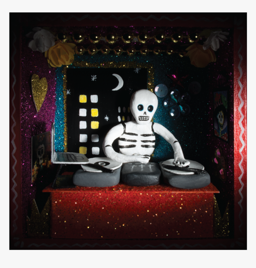 Serato Dia De Los Muertos, HD Png Download, Free Download