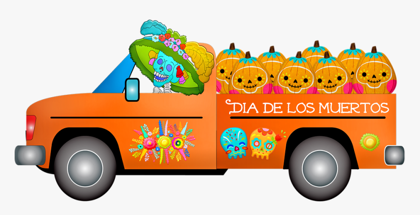 Day Of The Dead Clipart, HD Png Download, Free Download