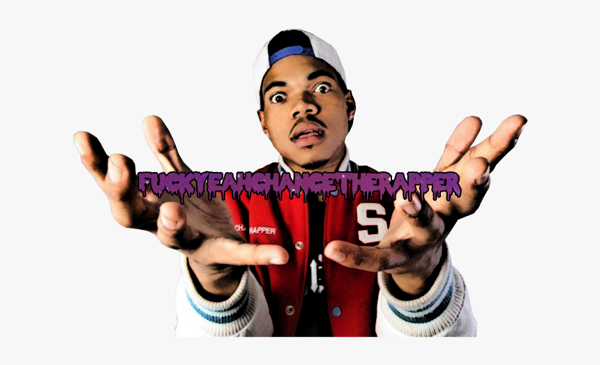 Chance The Rapper Pointing, HD Png Download, Free Download