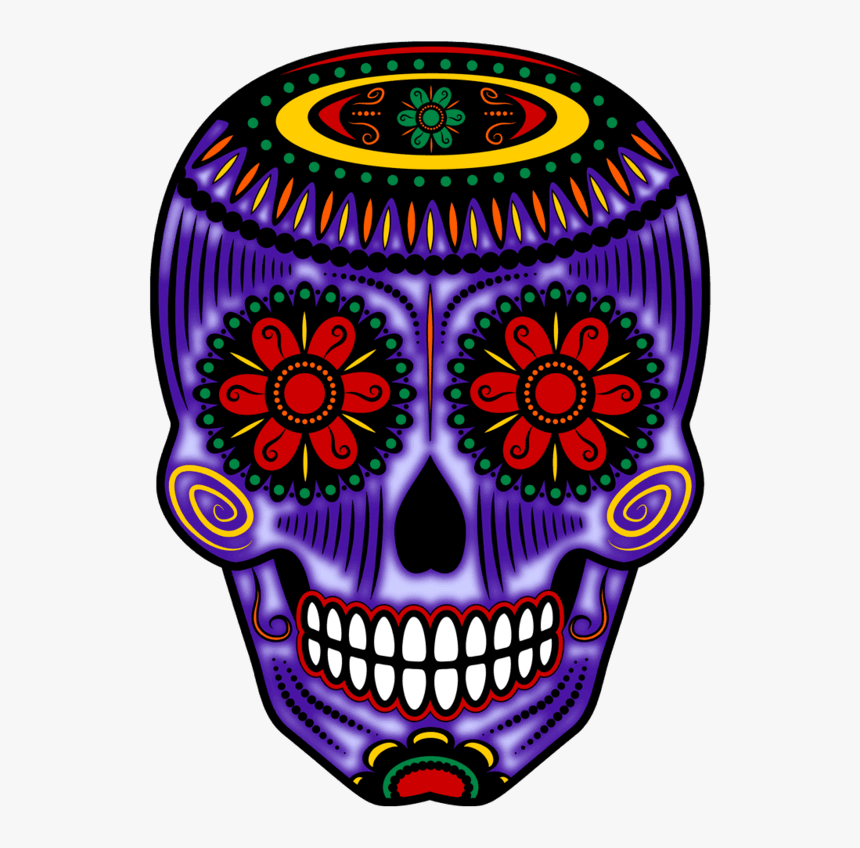 Transparent Day Of The Dead, HD Png Download, Free Download