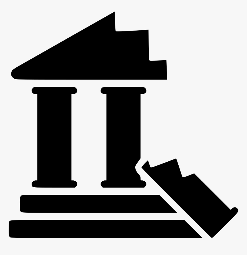 Ruins - Ruins Icon, HD Png Download, Free Download