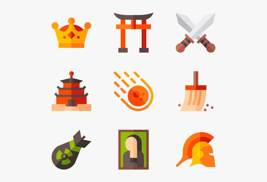 History - History Symbols Png, Transparent Png, Free Download