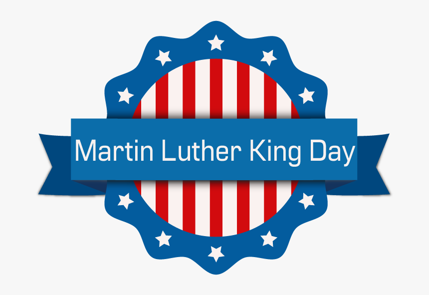 Closed For Martin Luther King Day 2018 Clipart Png Martin Luther King Day 2018 Transparent Png Kindpng