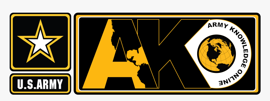 Ako Logo - Transparent Us Army Logo, HD Png Download, Free Download