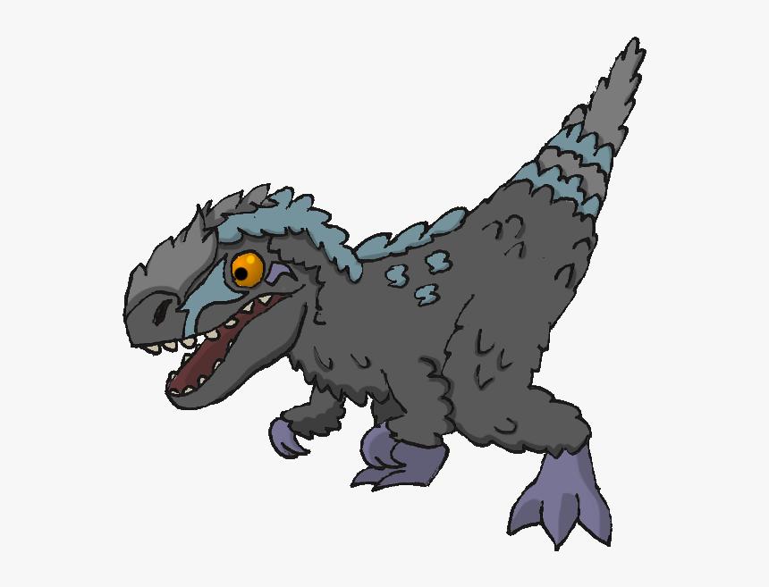 Tyrannosaurus Yutyrannus Ark - Ark Survival Evolved Yutyrannus, HD Png Download, Free Download