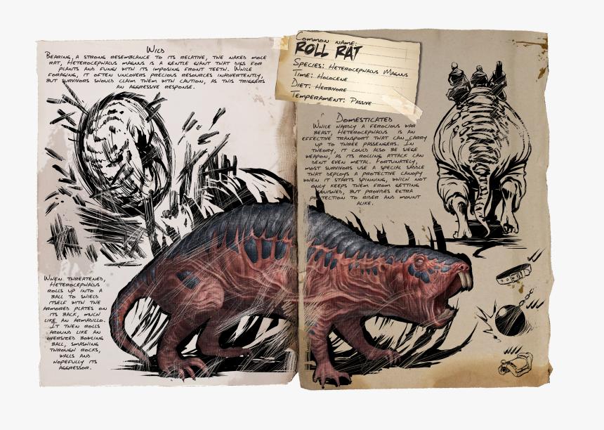Ark Survival Evolved Rat, HD Png Download, Free Download