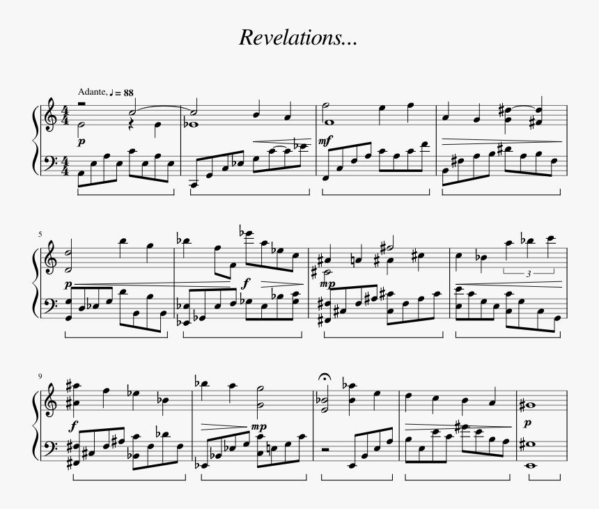 Ennio Morricone Piano Pdf, HD Png Download, Free Download