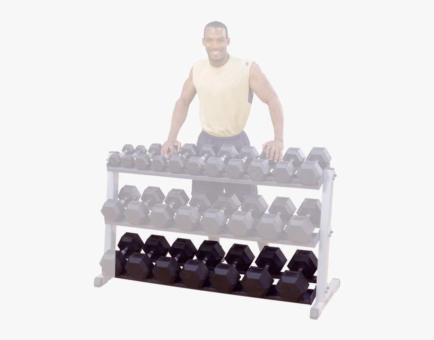 Dumbbell Rack Body Solid, HD Png Download, Free Download