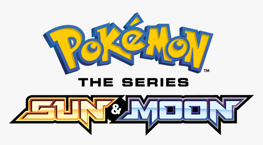 Pokemon Sun And Moon Series, HD Png Download, Free Download