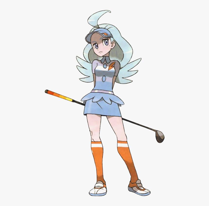 Pokémon Sun And Moon Pokémon X And Y Pokémon Ultra - Pokemon Sun And Moon Kahili, HD Png Download, Free Download