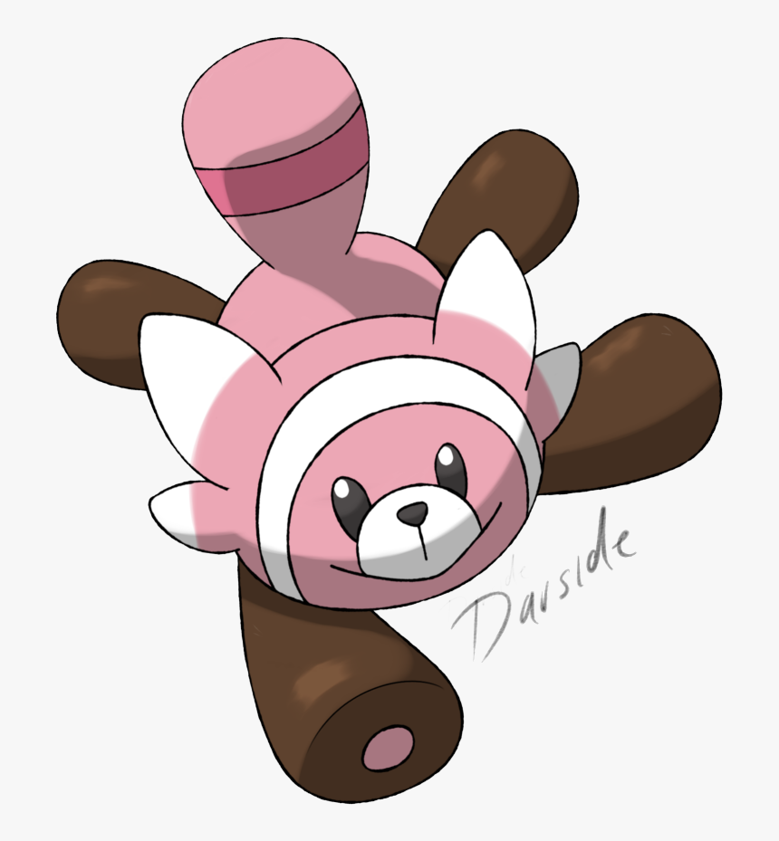 Pokemon Sun And Moon - Pokemon Sun And Moon Bear, HD Png Download, Free Download
