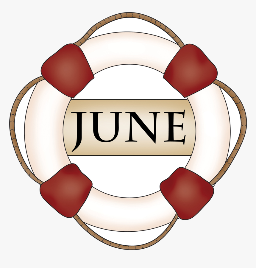 June Clipart At Free For Personal Use Transparent Png Month Clip Art June Png Download Kindpng