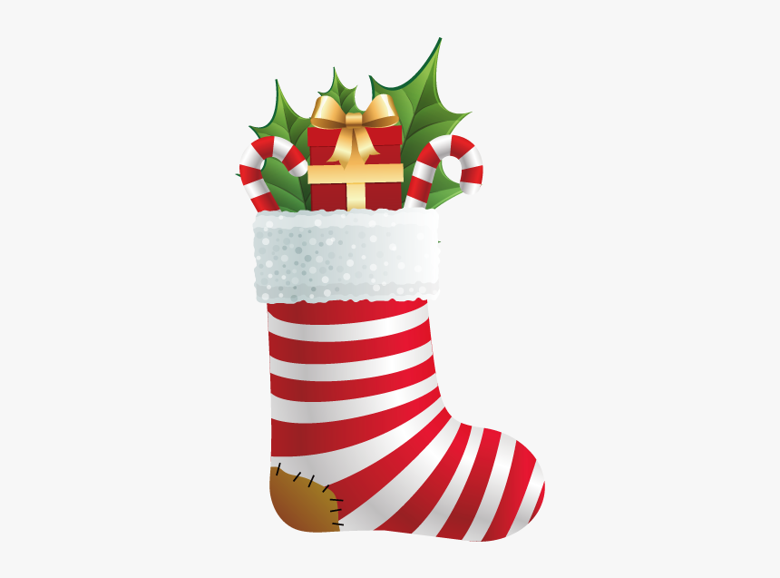 Christmas Ornament Christmas Stockings Befana Gift - Christmas Stocking, HD Png Download, Free Download