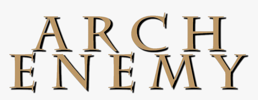 Arch Enemy Logo Png, Transparent Png, Free Download