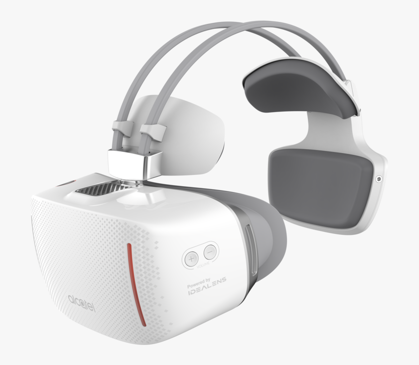 Alcatel Vision Vr Headset Hopes To Better The Gear, HD Png Download, Free Download
