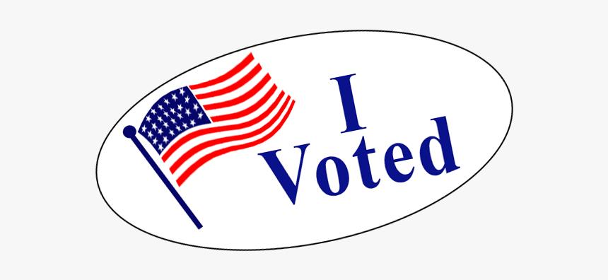 Transparent I Voted Sticker, HD Png Download, Free Download
