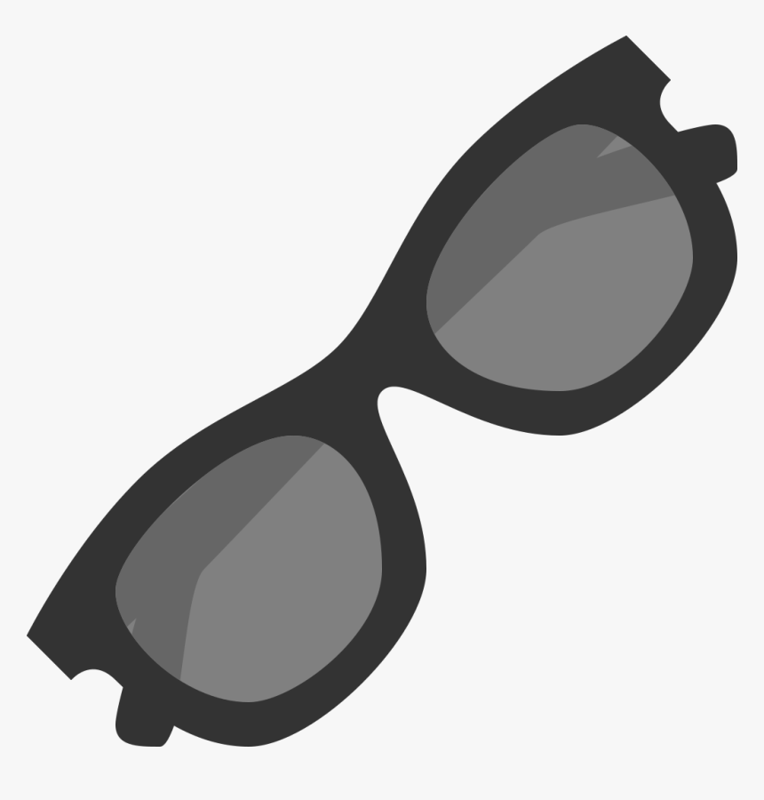 Transparent Pixel Glasses Png - Icons Png Sun Glasses, Png Download, Free Download