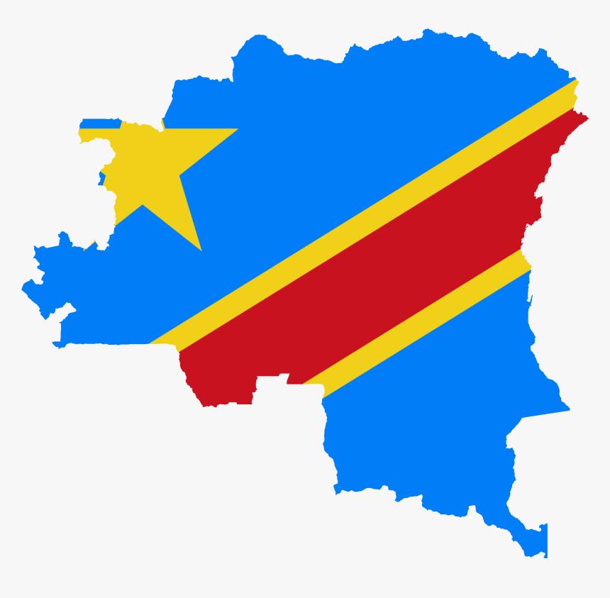 Clip Art File Map Greater Democratic - Democratic Republic Of Congo Png, Transparent Png, Free Download