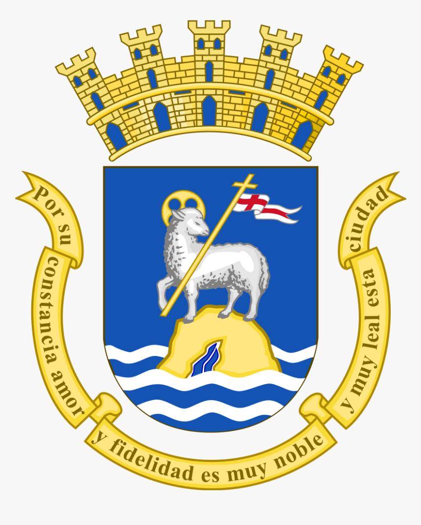 San Juan Puerto Rico Coat Of Arms, HD Png Download, Free Download