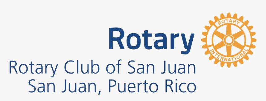 San Juan Logo - Rotary International, HD Png Download, Free Download