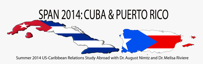 Image - Cuba Island With Flag, HD Png Download, Free Download