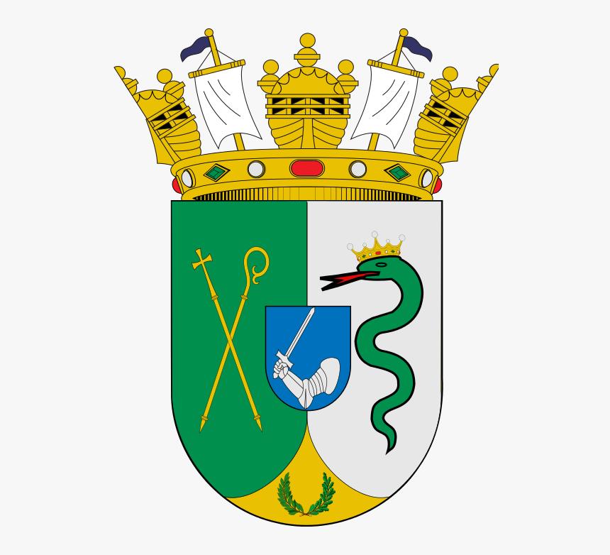 Coat Of Arms Of Culebra - Escudo De Culebra Puerto Rico, HD Png Download, Free Download