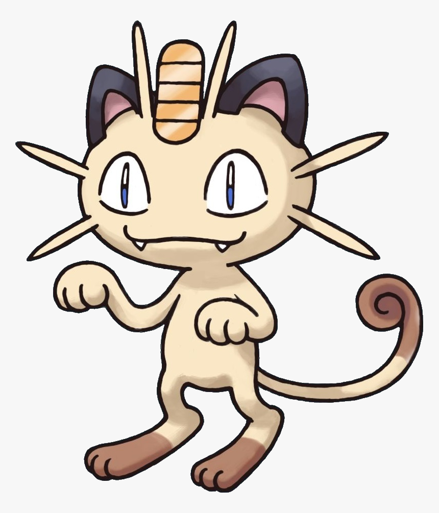 Meowth Jpg, HD Png Download, Free Download