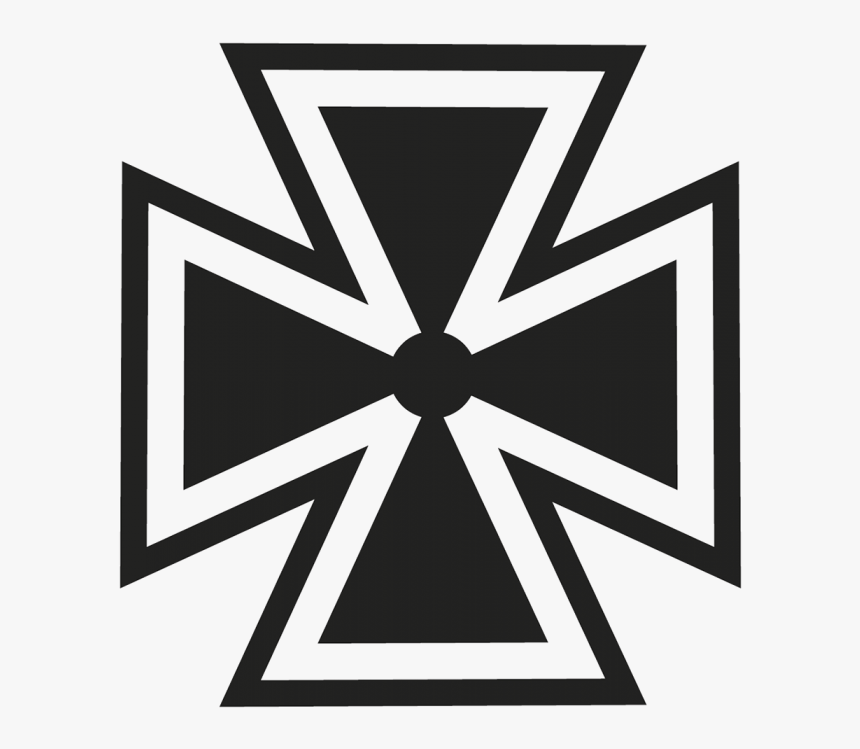Iron Cross Vector Graphics Symbol Computer Icons - Imperial German Flag Deviantart, HD Png Download, Free Download