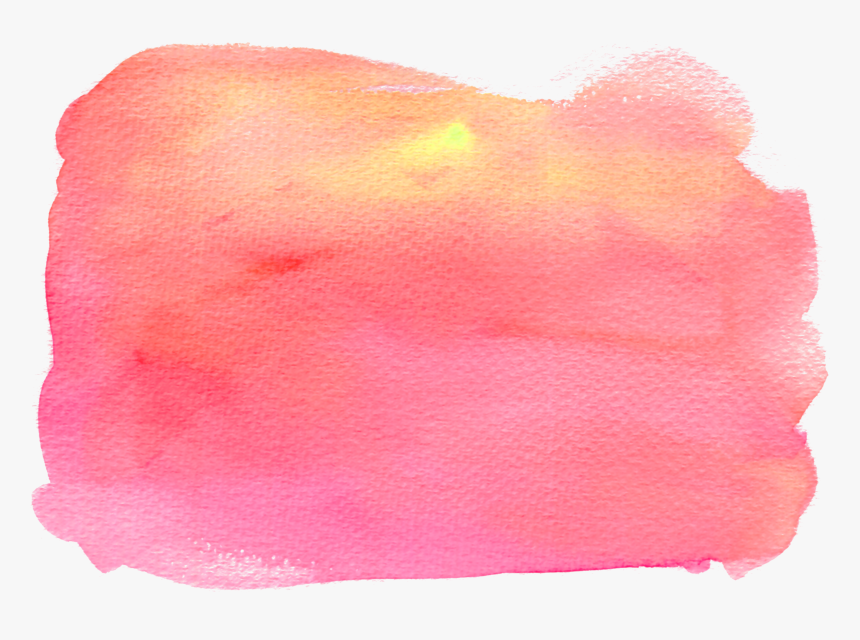 Light Pink Watercolor Png Clip Library - Pink Watercolor Paint Png, Transparent Png, Free Download